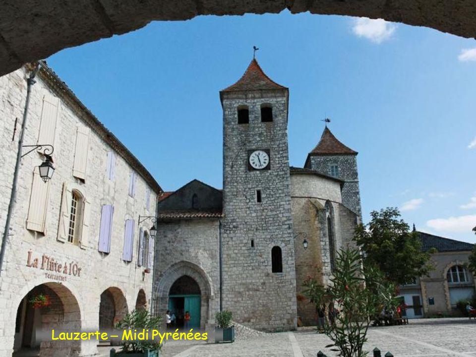 Lauzerte – Midi Pyrénées
