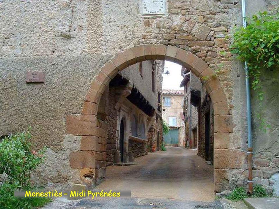 Monestiès – Midi Pyrénées