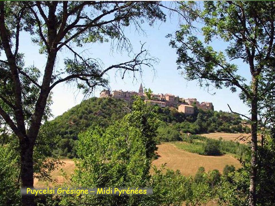 Puycelsi Grésigne – Midi Pyrénées