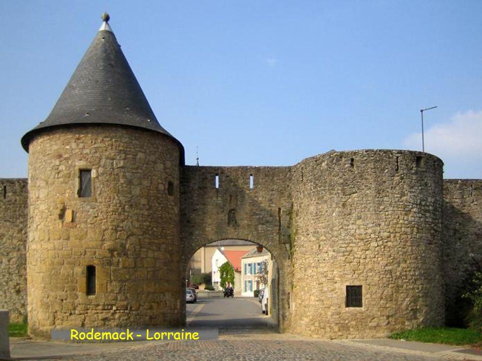 Rodemack - Lorraine