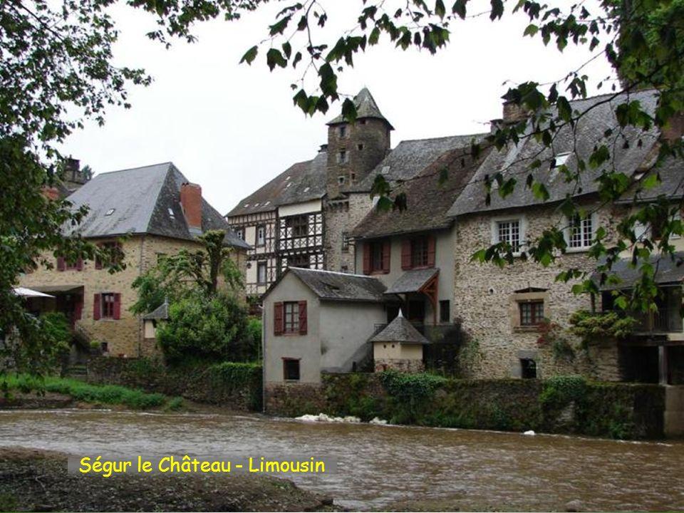Ségur le Château - Limousin