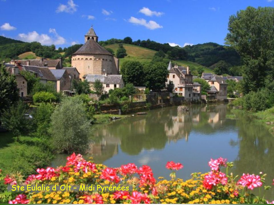 Ste Eulalie d Olt – Midi Pyrénées