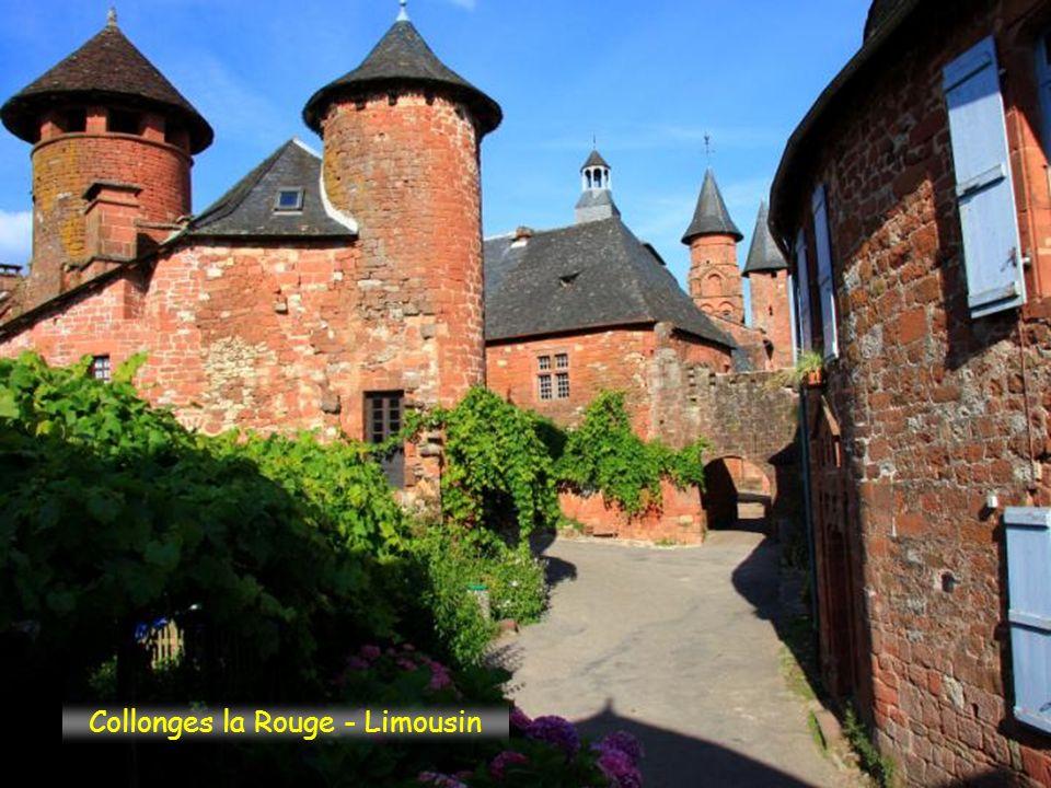 Collonges la Rouge - Limousin