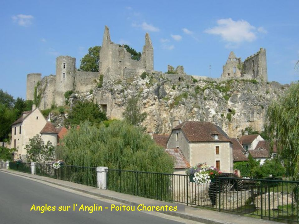 Angles sur l Anglin – Poitou Charentes