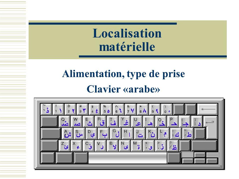 Localisation matérielle