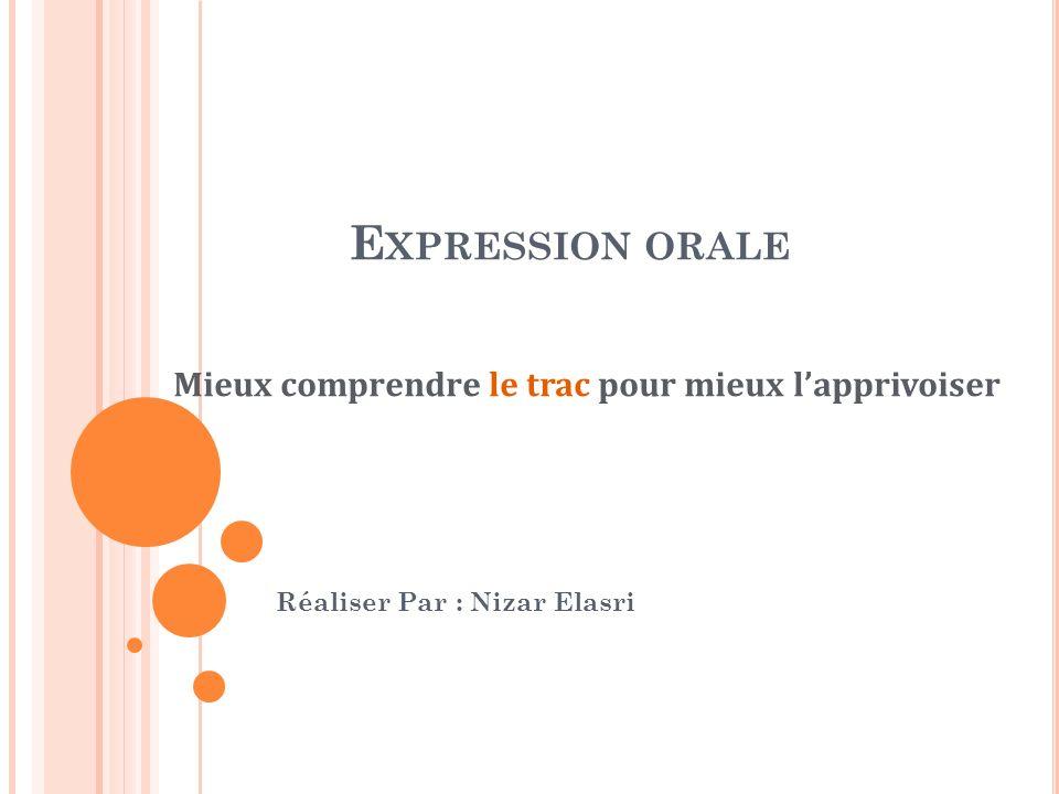 Réaliser Par : Nizar Elasri