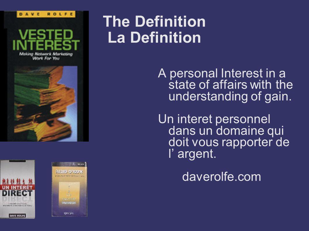 The Definition La Definition