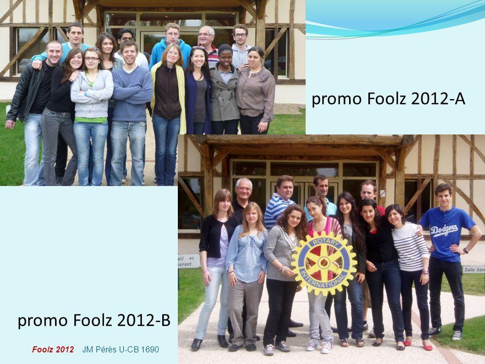 promo Foolz 2012-A promo Foolz 2012-B Foolz 2012 JM Pérès U-CB 1690