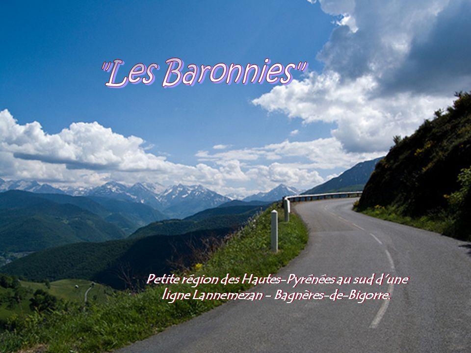 Les Baronnies Les Baronnies