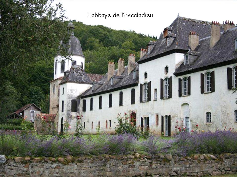 L'abbaye de l'Escaladieu
