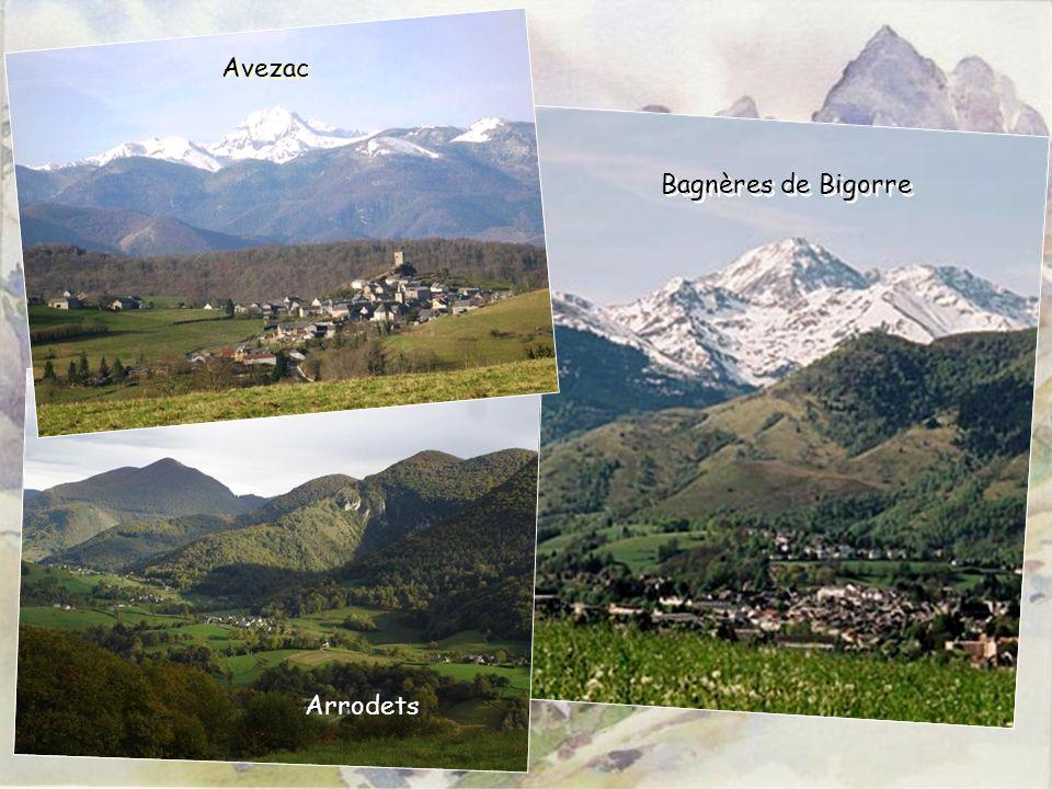 Avezac Bagnères de Bigorre Arrodets