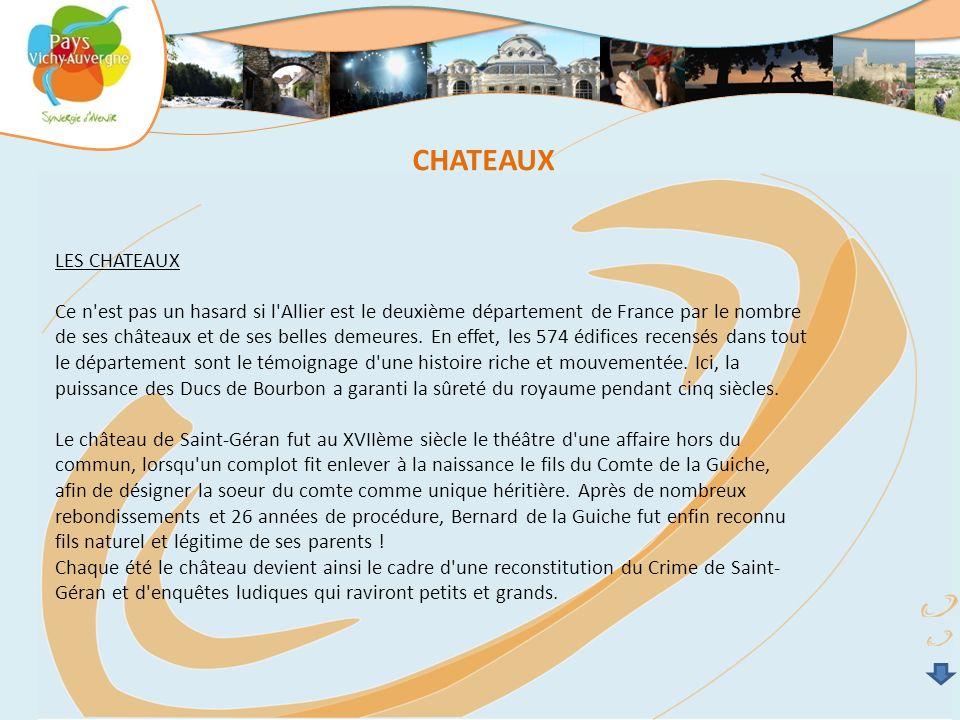 CHATEAUX LES CHATEAUX.
