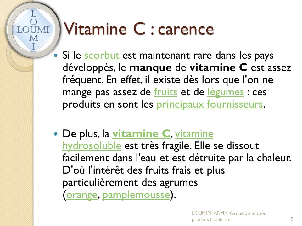 vitamine c ou acide ascorbique ppt video online t l charger. Black Bedroom Furniture Sets. Home Design Ideas