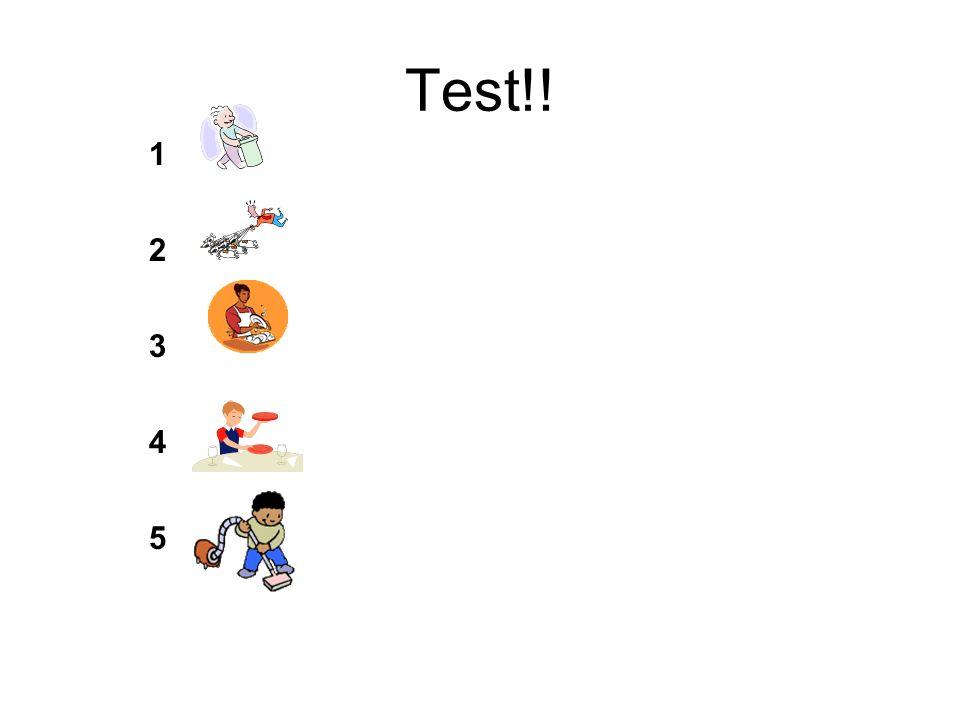 Test!! 1 2 3 4 5