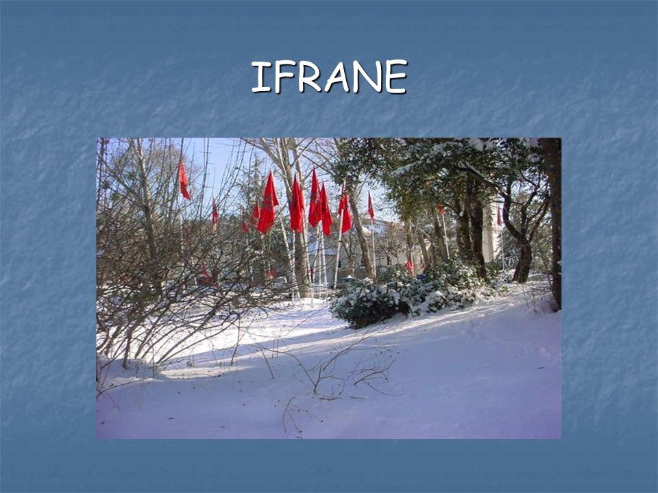 IFRANE