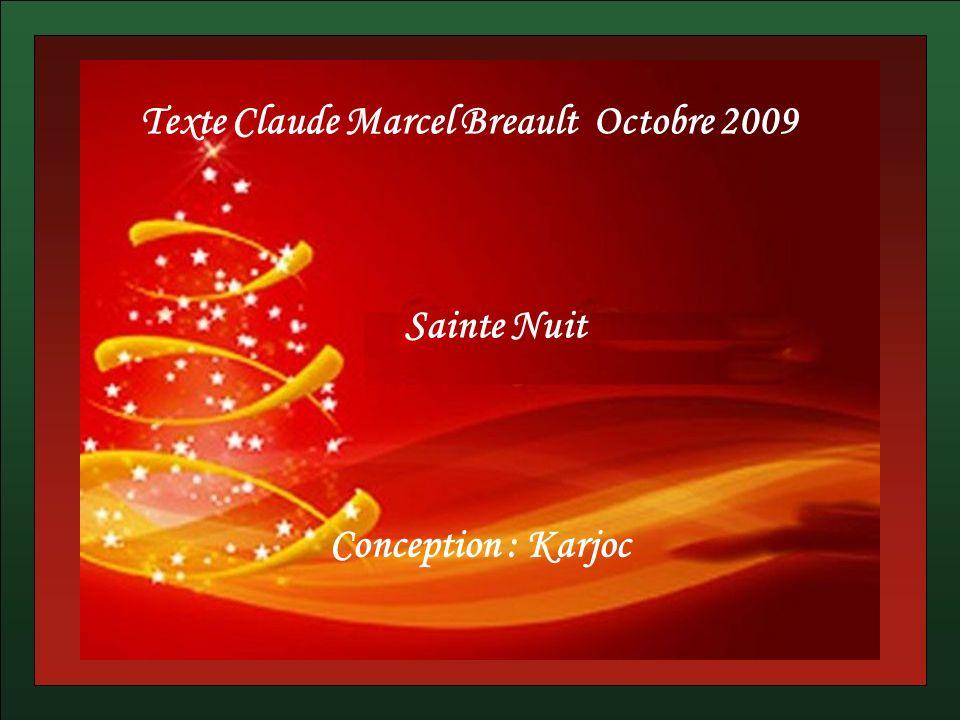 Texte Claude Marcel Breault Octobre 2009