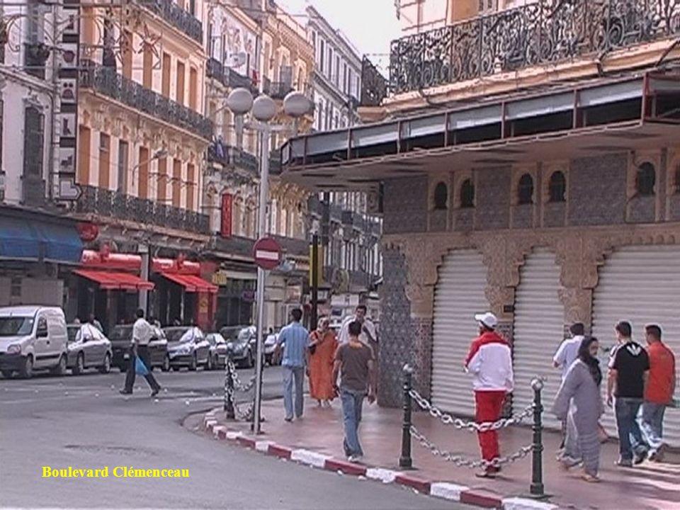Boulevard Clémenceau 6