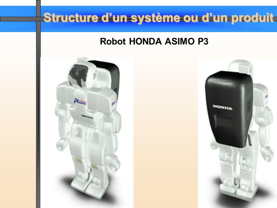 Robot HONDA ASIMO P3