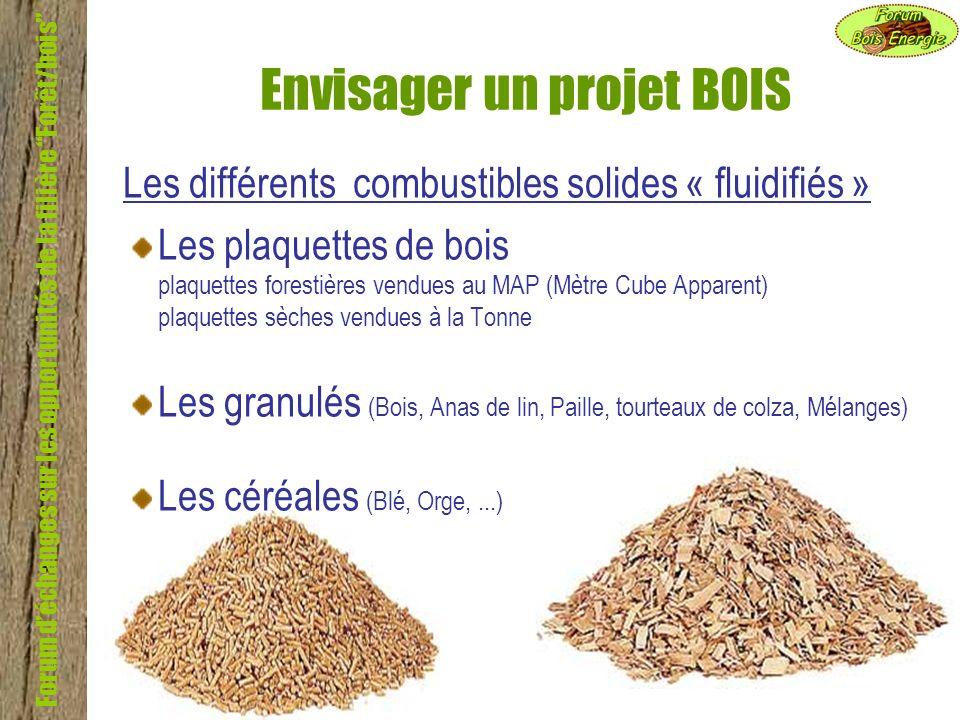 Envisager un projet BOIS