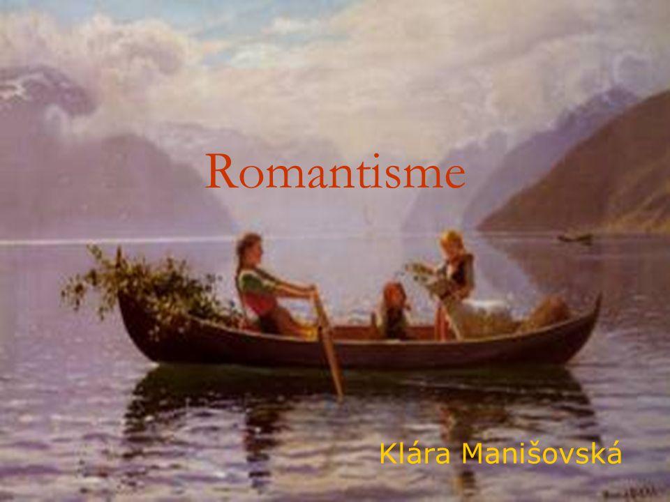 Romantisme Klára Manišovská