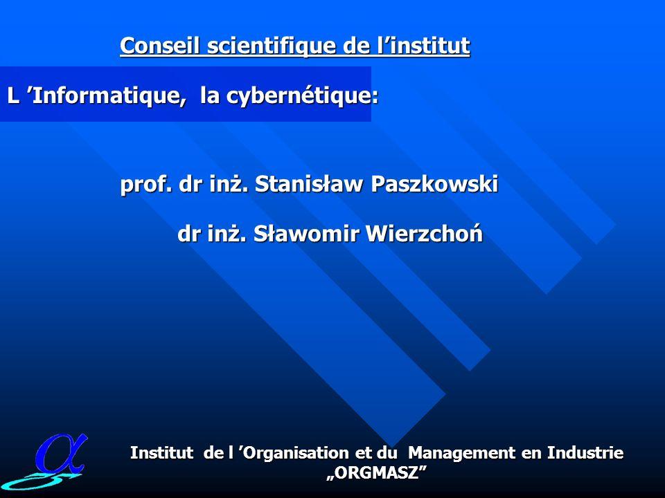 dr inż. Sławomir Wierzchoń