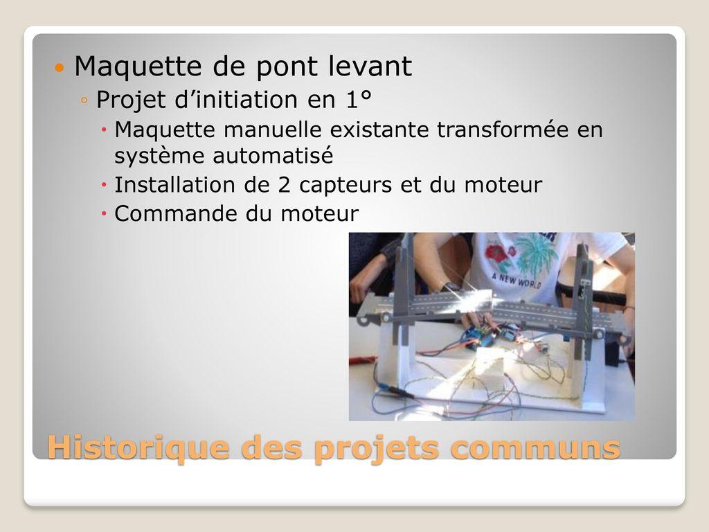 projet plurisp233cialit233 sinitec ppt t233l233charger
