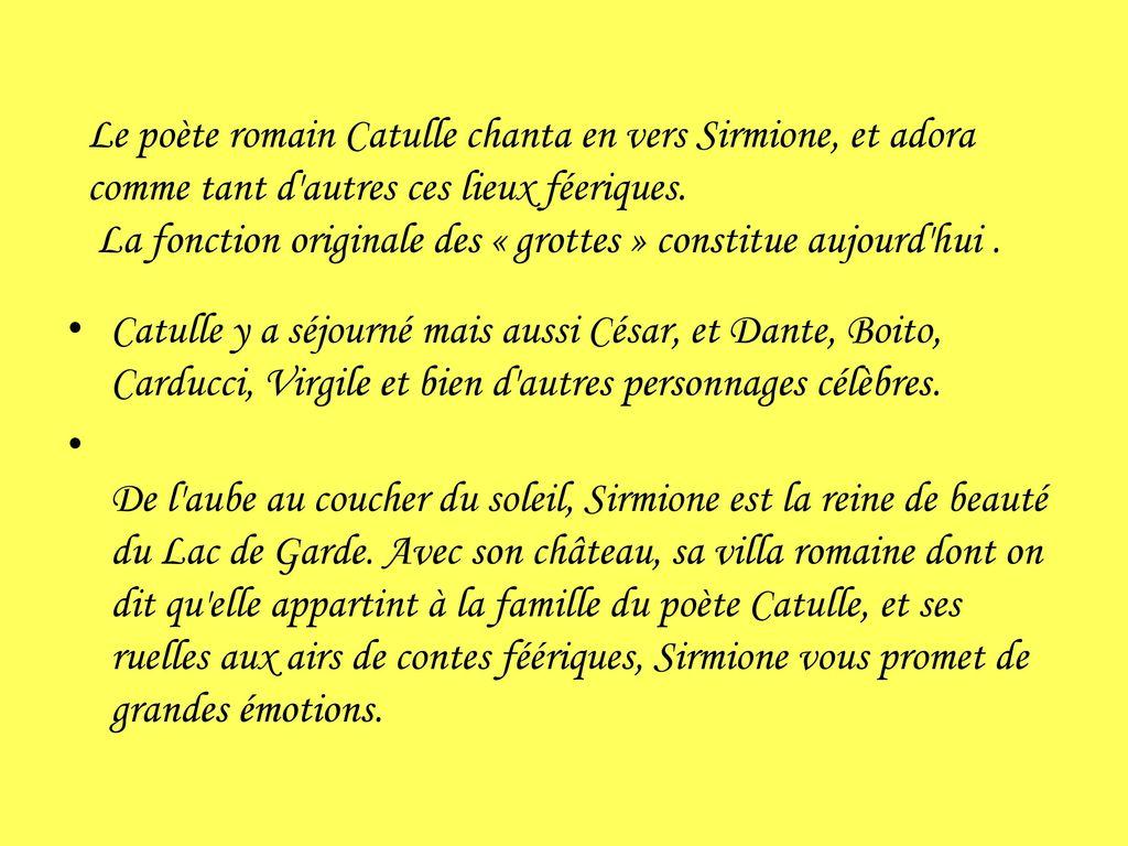 Ville de sirmione en italie ppt video online t l charger - Heure du coucher de soleil aujourd hui ...
