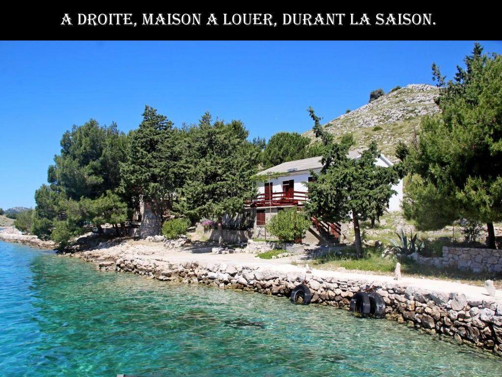Croatie 3 suite et fin mini croisiere aux iles kornati for 7 a la maison saison 11