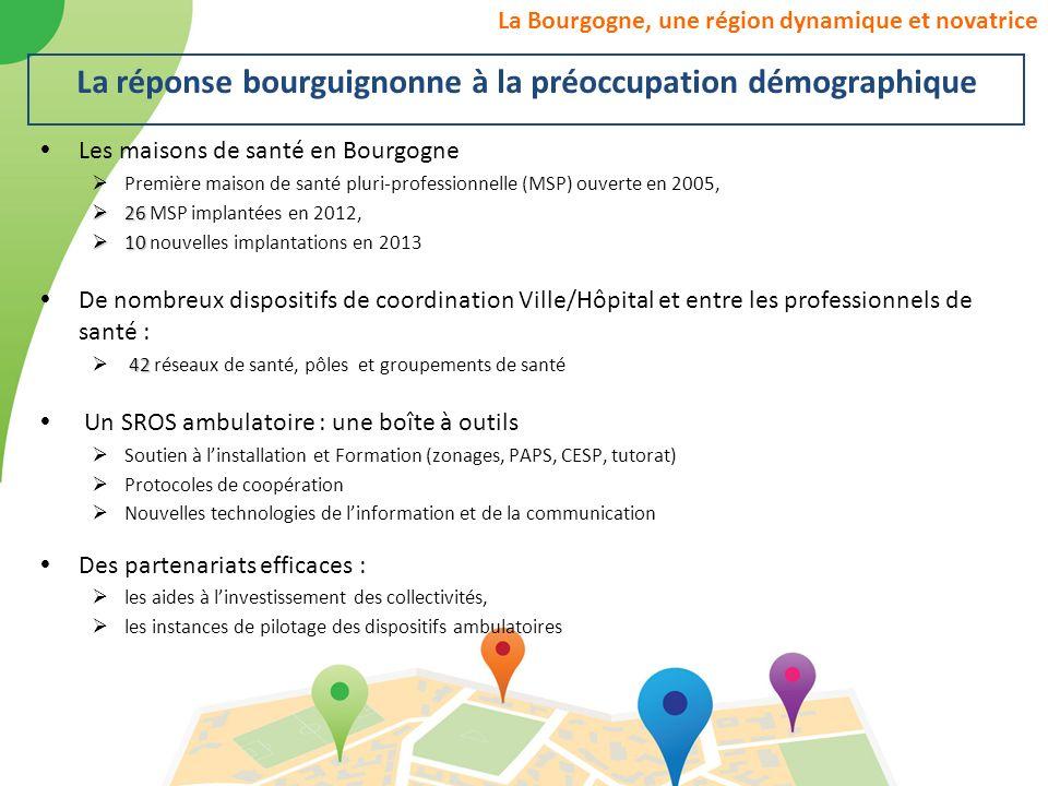 La réponse bourguignonne à la préoccupation démographique