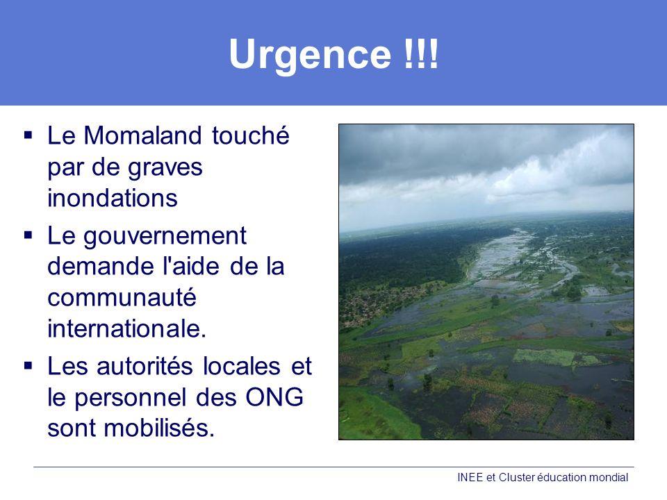 Urgence !!! Le Momaland touché par de graves inondations