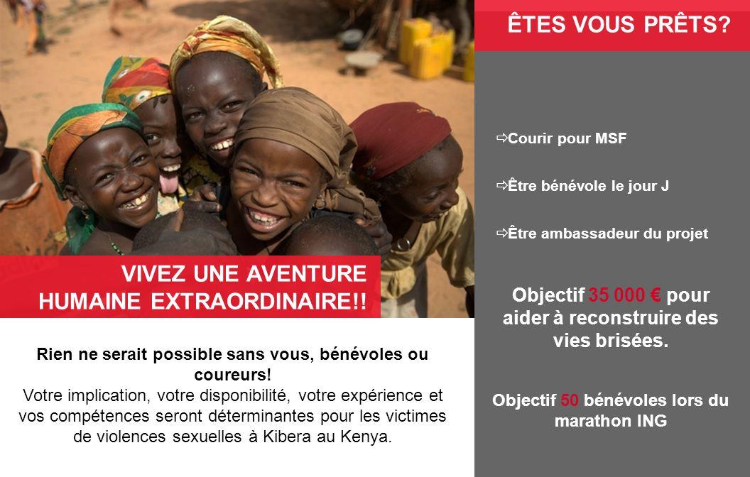 VIVEZ UNE AVENTURE HUMAINE EXTRAORDINAIRE!!