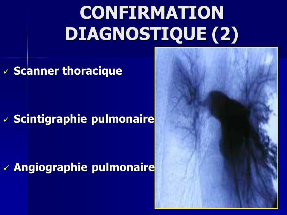 CONFIRMATION DIAGNOSTIQUE (2)