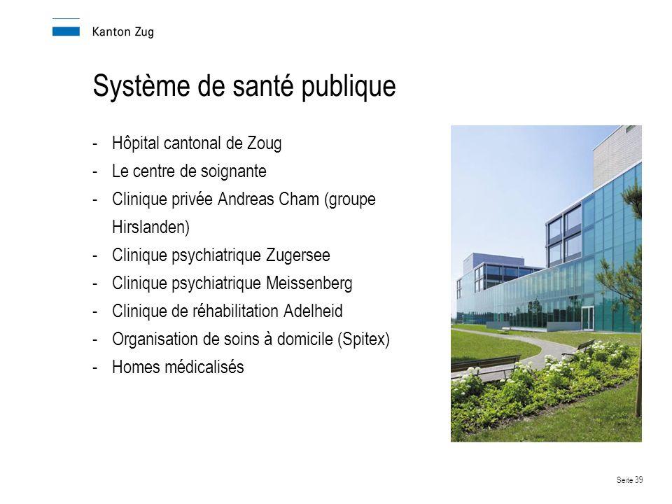 Système de santé publique