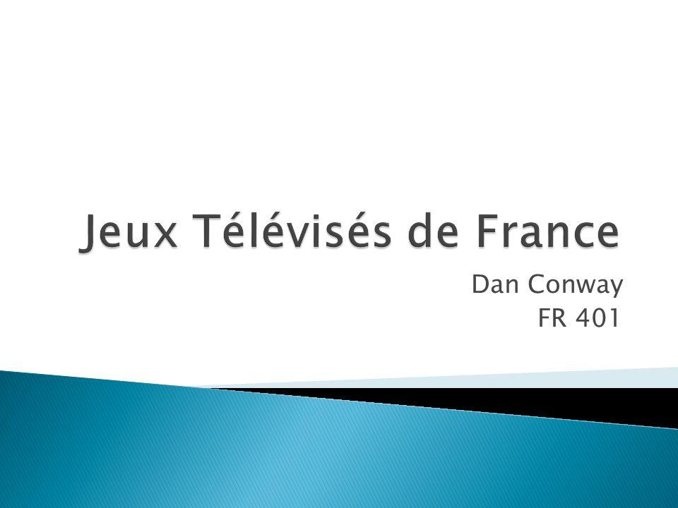 Jeux Télévisés de France