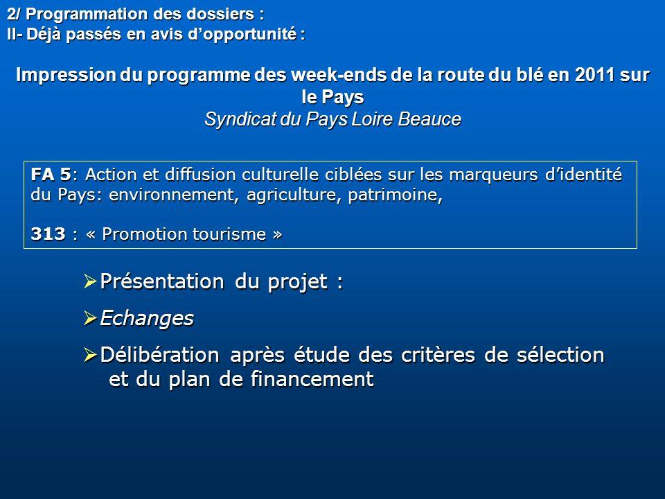 Syndicat du Pays Loire Beauce
