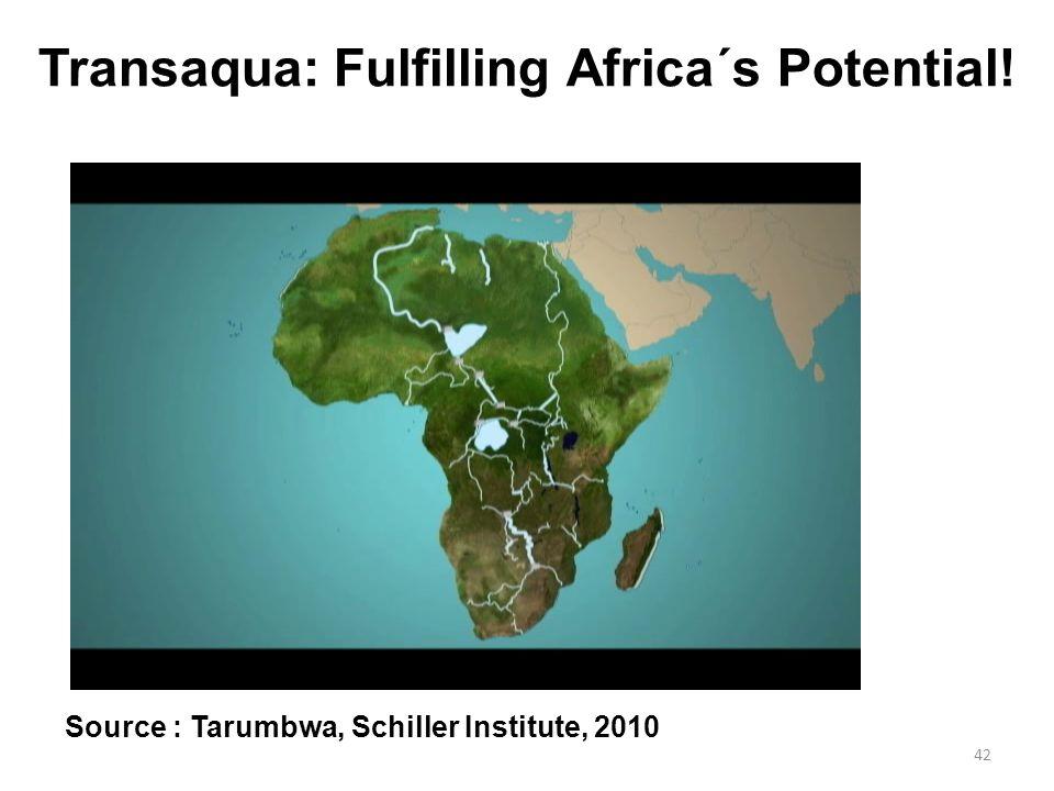 Transaqua: Fulfilling Africa´s Potential!