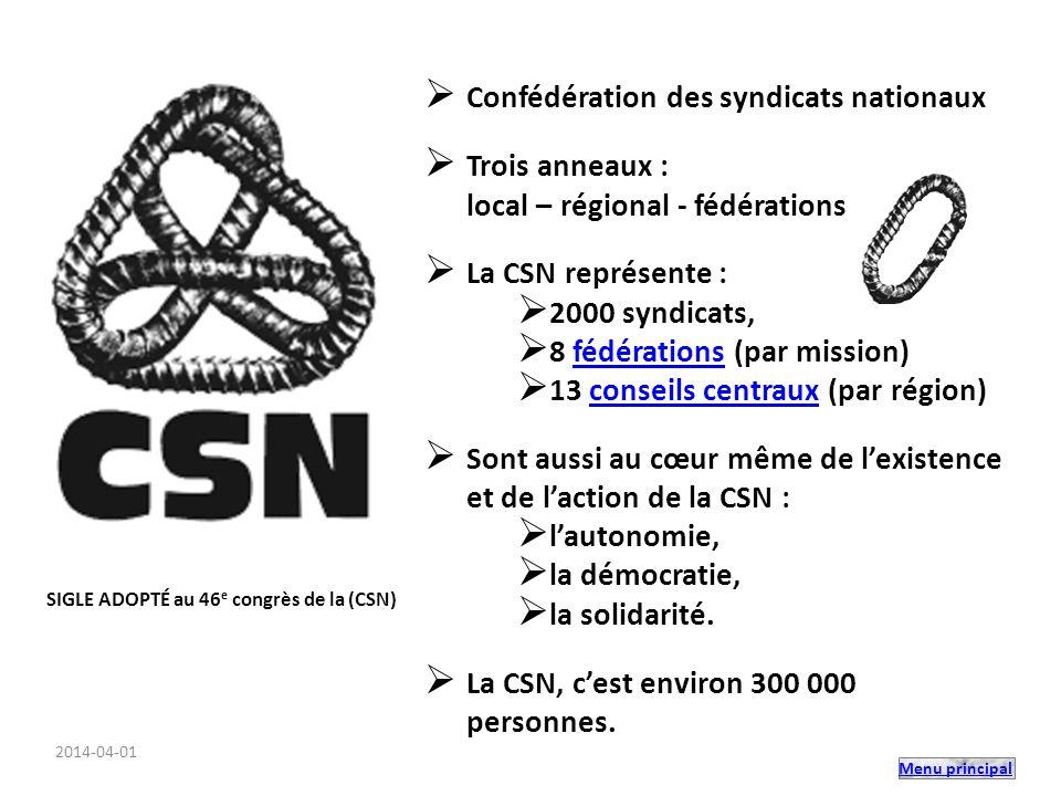 Confédération des syndicats nationaux