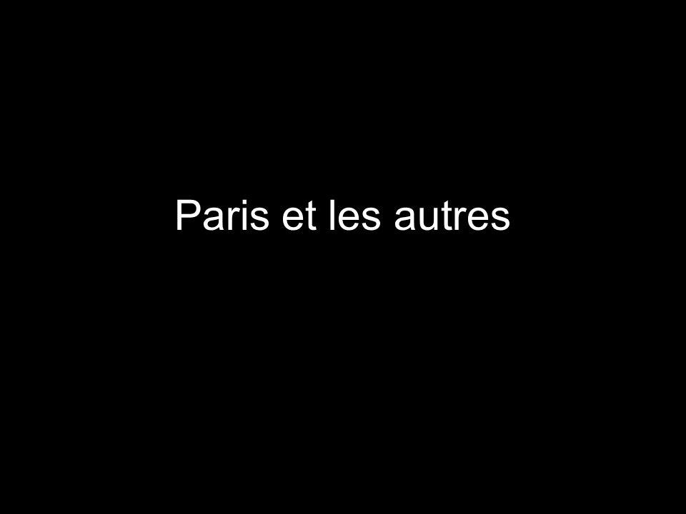 Paris et les autres