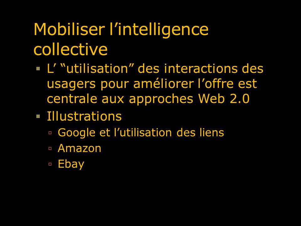 Mobiliser l'intelligence collective