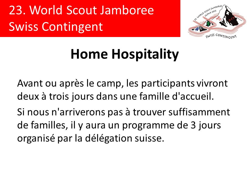 Home Hospitality