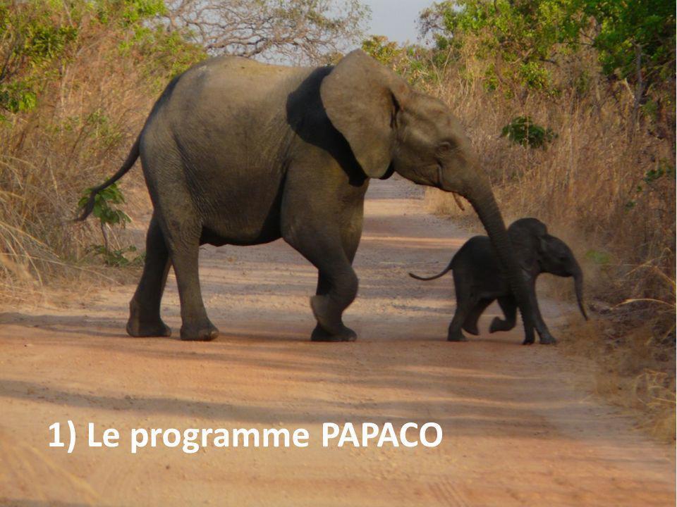 1) Le programme PAPACO
