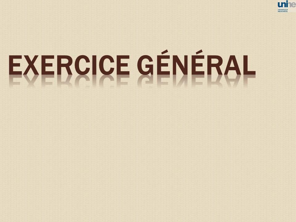 EXERCICE GéNéRAL 90