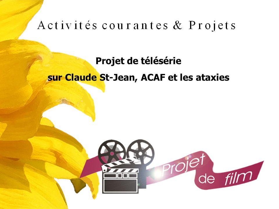 sur Claude St-Jean, ACAF et les ataxies