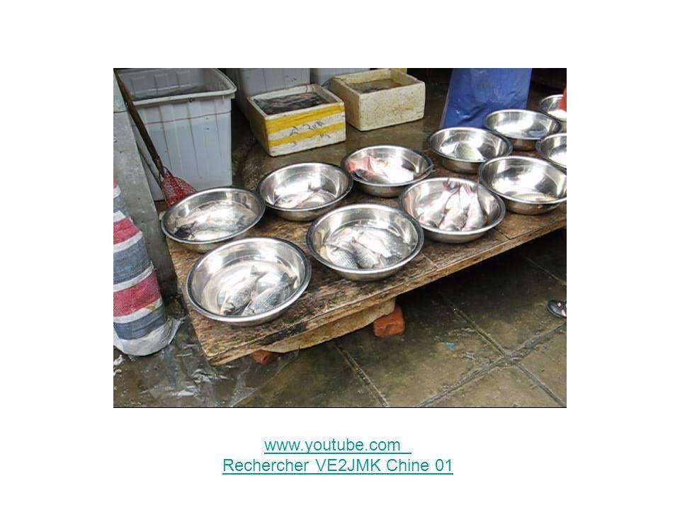 www.youtube.com Rechercher VE2JMK Chine 01