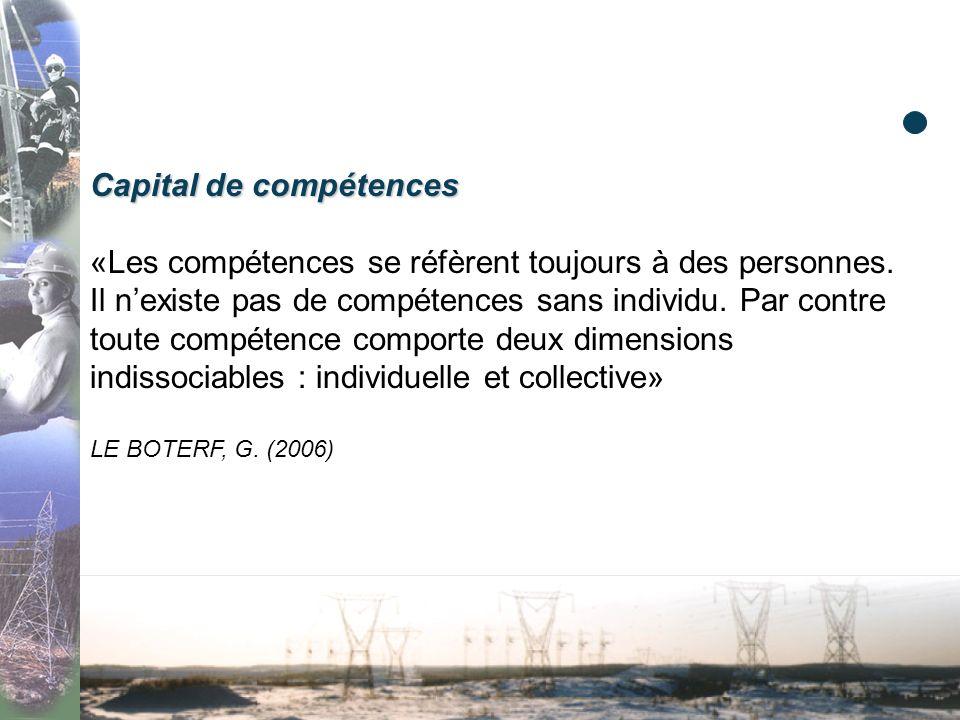 Capital de compétences