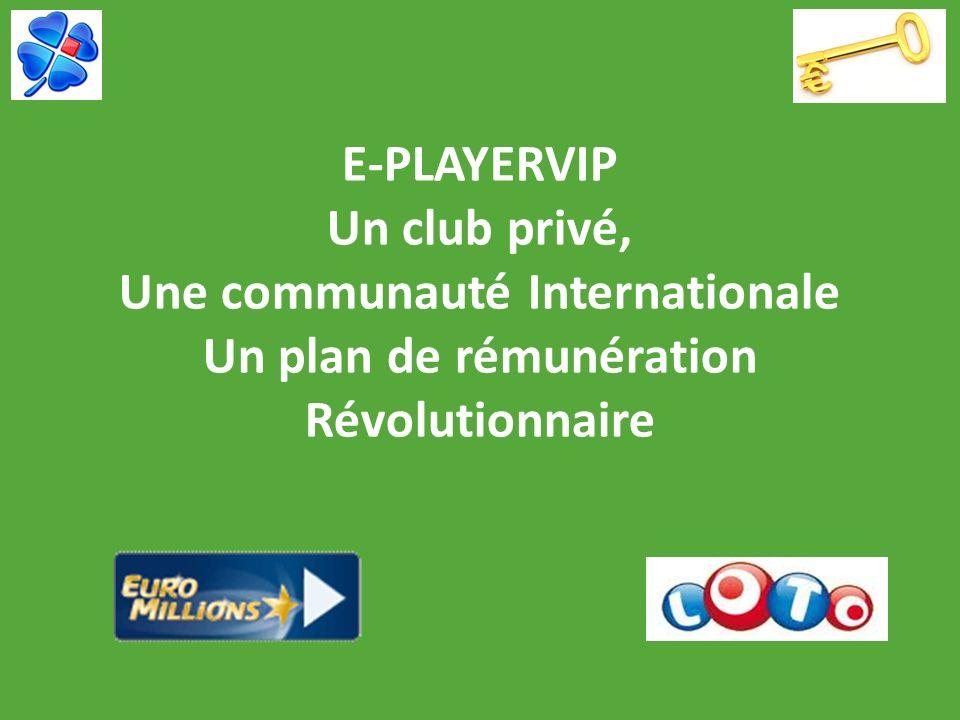E-PLAYERVIP Un club privé,