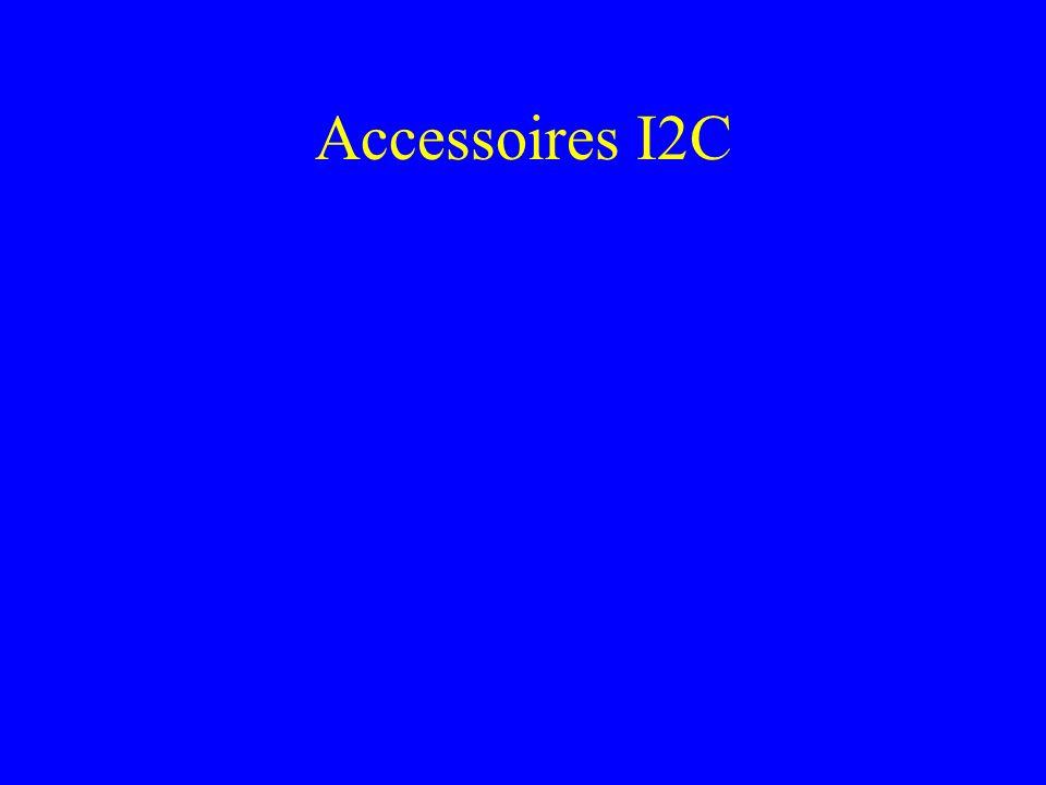 Accessoires I2C