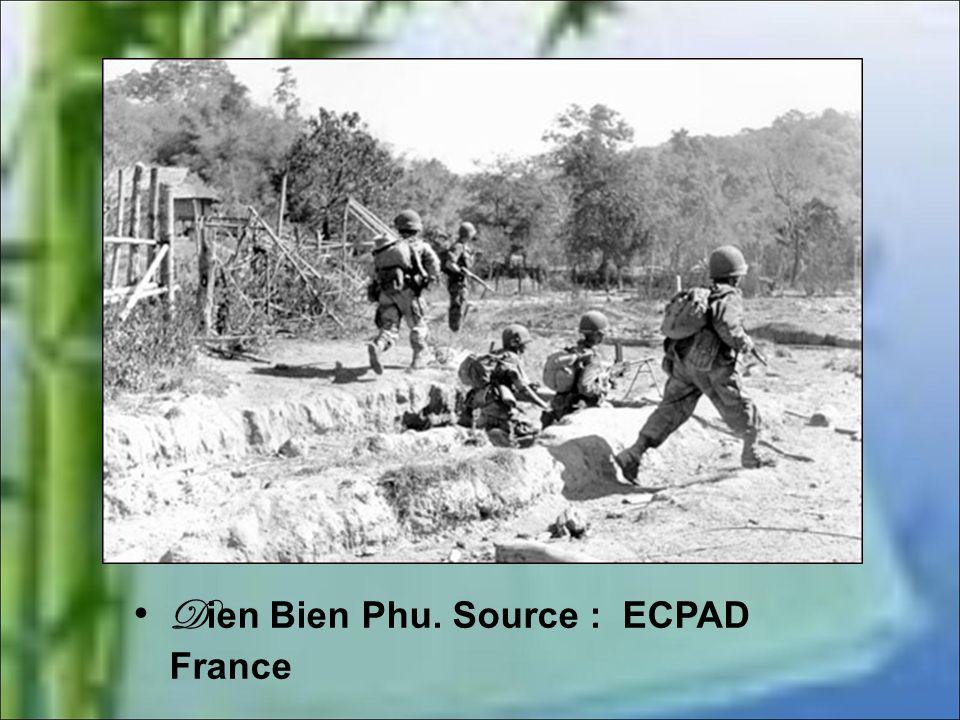 Dien Bien Phu. Source : ECPAD France