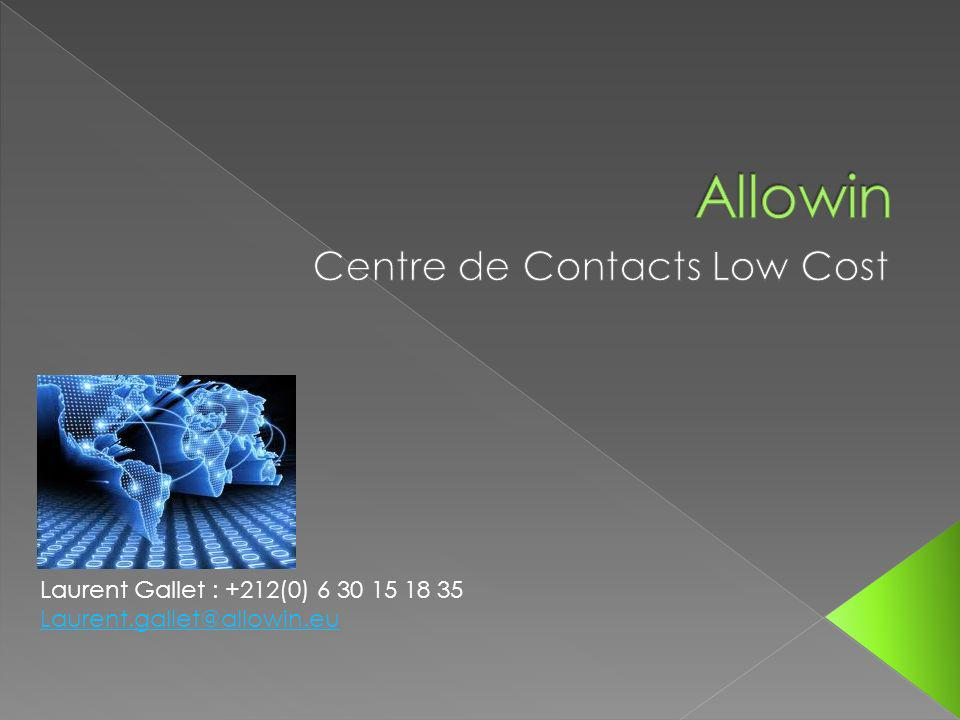 Centre de Contacts Low Cost