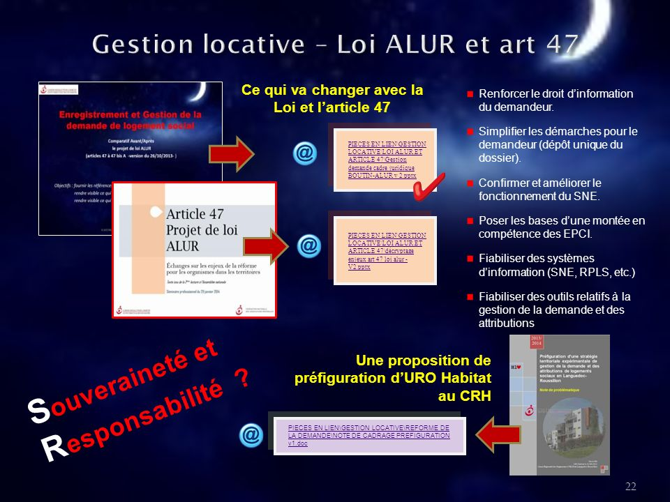 Gestion locative – Loi ALUR et art 47